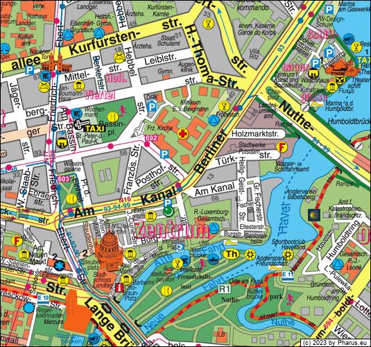 Berliner Straße Potsdam, 14467 Potsdam - Berliner Vorstadt